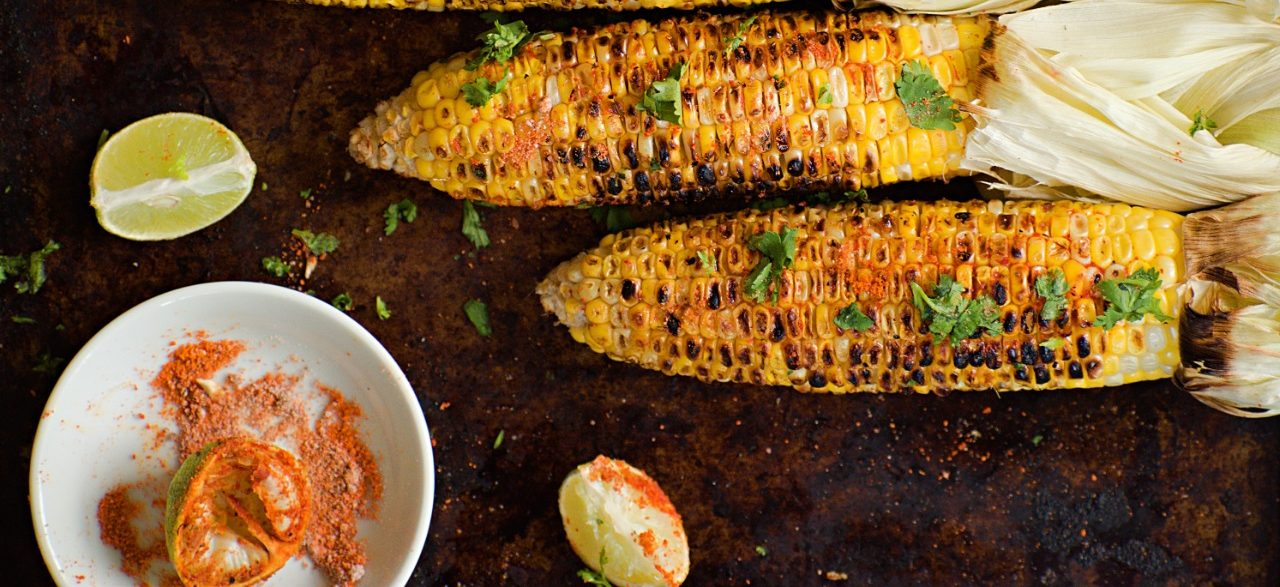 Today's Special - Street style roasted corn
