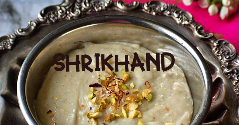 Home made Shrikhand